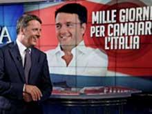 Renzi, un po' più statista e un po' meno boy scout