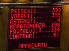 L'Italicum è legge: ora  pensiamo all'economia