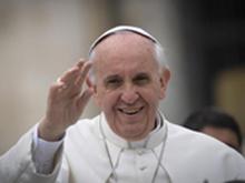 Francesco porta a Torino commozione e speranza