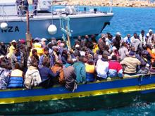 Una città di migranti che costa 75 milioni al mese